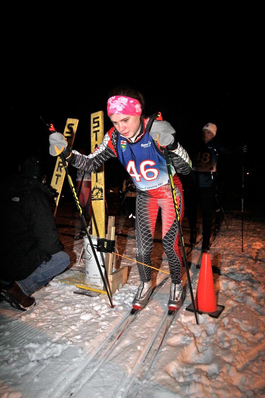 Wednesday Night Race Series Cross Country Ski Association Of Manitoba